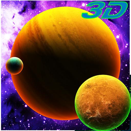 Gyro Solar System 3D