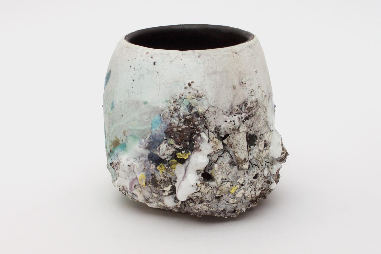Sam Hall Ceramic Tea Bowl 22