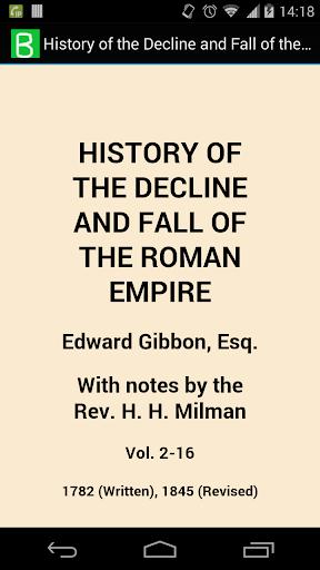 Decline of the Roman Empire 2