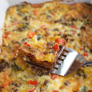 Gluten Free Egg And Sausage Casserole Recipes.