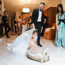 Wedding photographer Antonio Palermo (AntonioPalermo). Photo of 15.01.2019