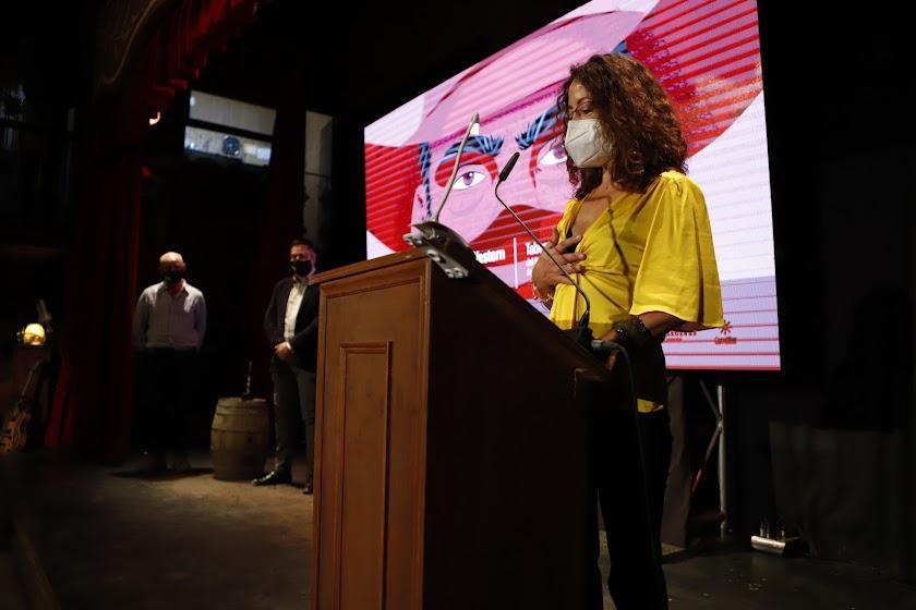 Inauguración del Almería Western Film Festival 2020