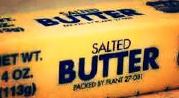***   For a richer dessert, you can add 1 stick of butter...