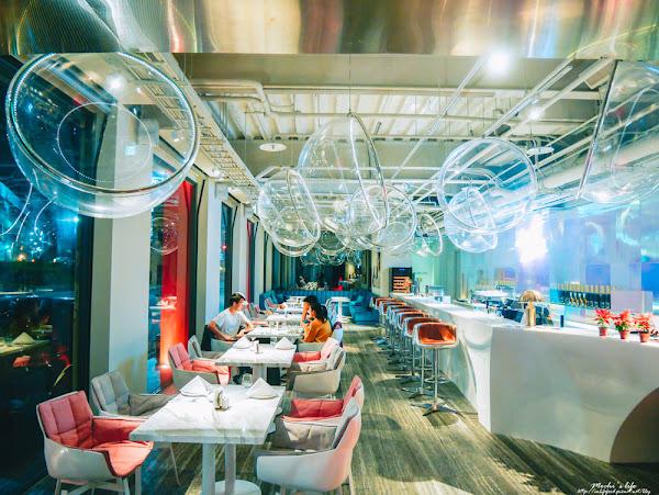 泡泡飯店ch-eat & drink:超有浪漫約會氣氛,台北東區網美打卡餐廳下午茶@捷運忠孝敦化站