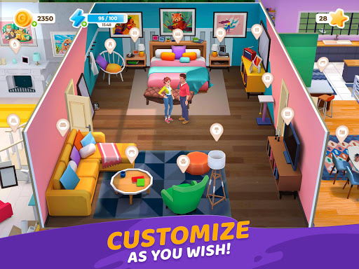 Gallery: Coloring Book by Number & Home Decor Game  screenshots 19