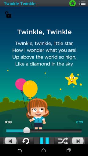 kids rhymes in english screenshot 3