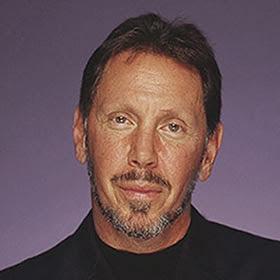 Larry Ellison, founder @Oracle