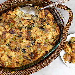Sage Onion Bread Pudding Recipes