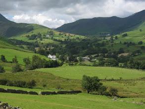 Photo: Pastoral views abound.