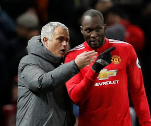 "José Mourinho: ""Cet Euro, c'est le moment idéal pour Romelu Lukaku"""