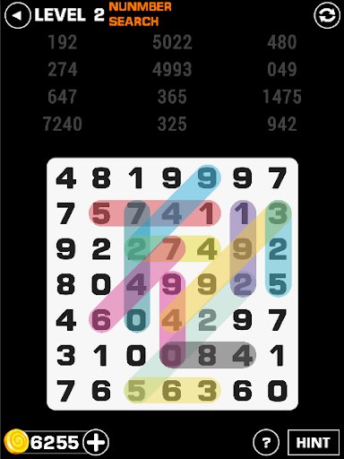 Number Search apkpoly screenshots 8