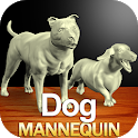 Dog Mannequin icon