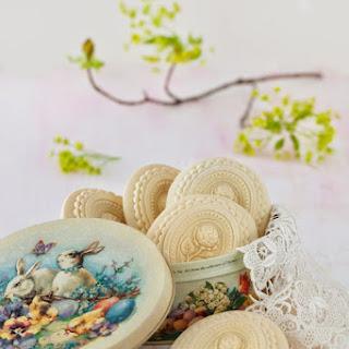 Springerle Cookies for Easter