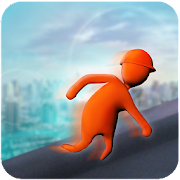 Fun Dash Run Human Fall : Parkour Sim Flat 1.0