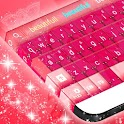 Fancy Pink Theme Keyboard icon