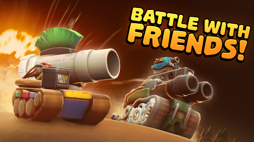 Pico Tanks: Multiplayer Mayhem 37.2.0 screenshots 1