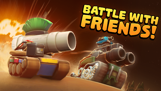 Pico Tanks: Multiplayer Mayhem MOD (Unlimited Purchases) [Latest] 1
