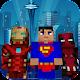 Superhero skins for Minecraft 3D apk