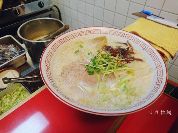 純素中華拉麵(中華そば)/傳說中的太郎素食