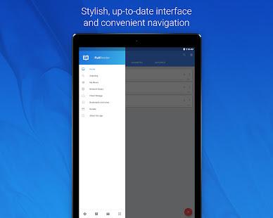 App FullReader – e-book reader APK for Windows Phone