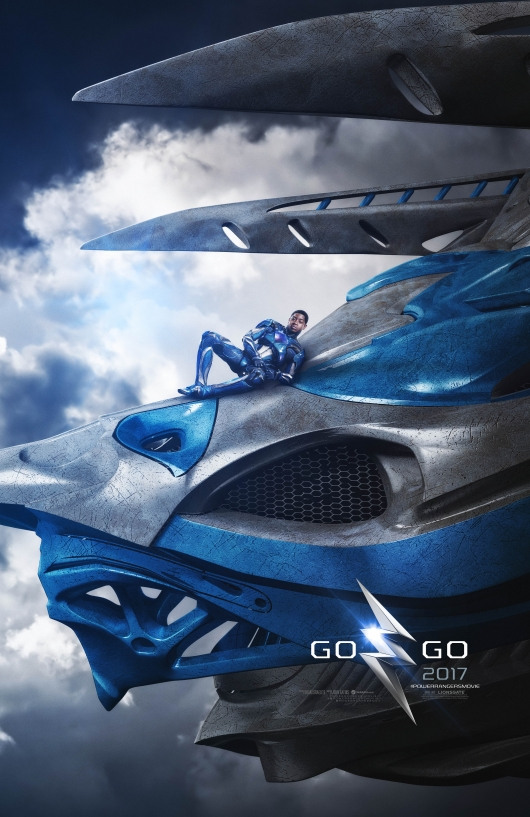 Power Rangers Movie Blue Zord