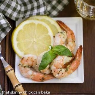 Grilled Shrimp Scampi #120DaysofSummer