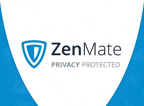 ZenMate Free VPN–Best VPN for Chrome