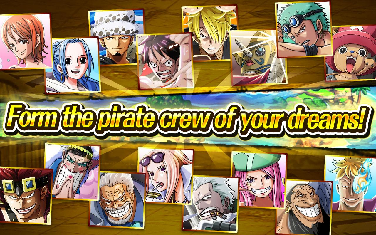ONE PIECE TREASURE CRUISE- screenshot