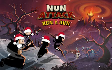 Nun Attack: Run & Gun 1.6.2 screenshot 212492