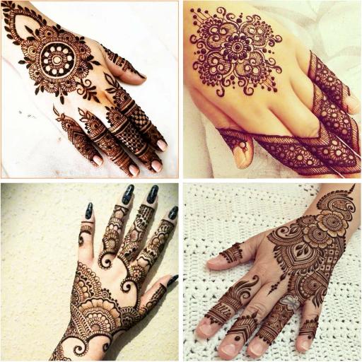 Download Desain Henna Pengantin Wanita Pilihan Apk Latest