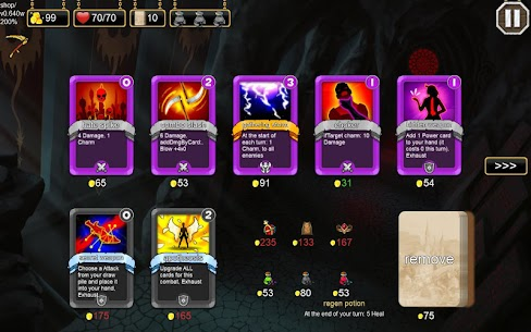 Royal Booty Quest: Card Roguelike 4