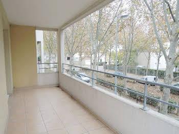 Appartement 2 pièces 33,6 m2