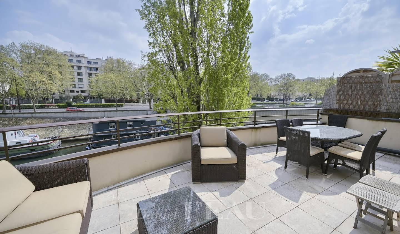 Maison avec terrasse Neuilly-sur-Seine