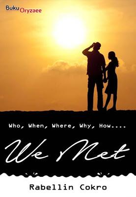 Novel Cinta We Met - screenshot