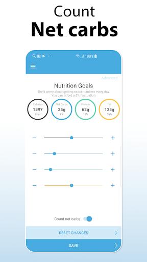 Keto.app - Keto diet tracker 4.3.0 screenshots 5