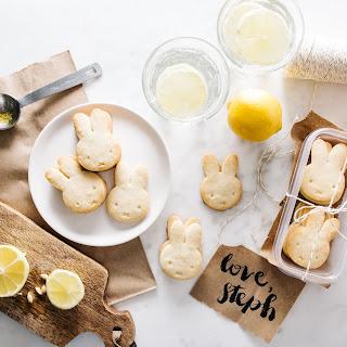 Lemon Shortbread.