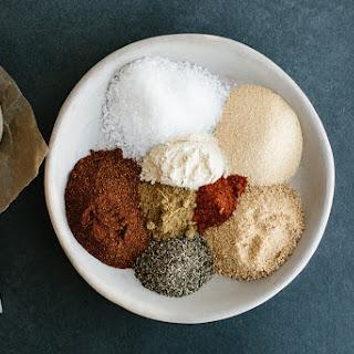 Brisket Dry Rub Recipe