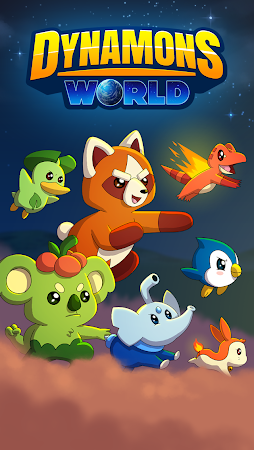 Dynamons World 1.2.1 screenshot 622599