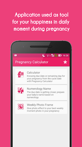 Pregnancy Calculator for PC