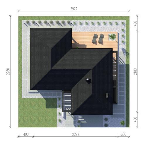 New House 17 - Sytuacja
