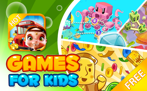 Collection of Games for Kids