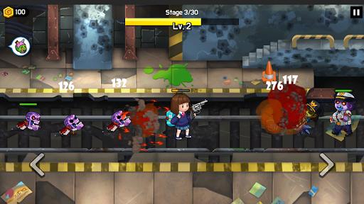 Télécharger gratuit Shot Girl: Show Me The Zombie APK MOD 1