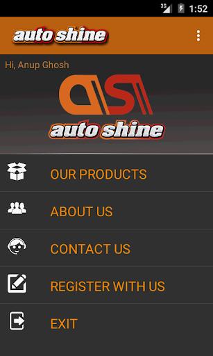 autoshine car care products