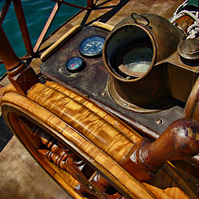 Captain Cook by Joško Tomić - Artistic Objects Technology Objects