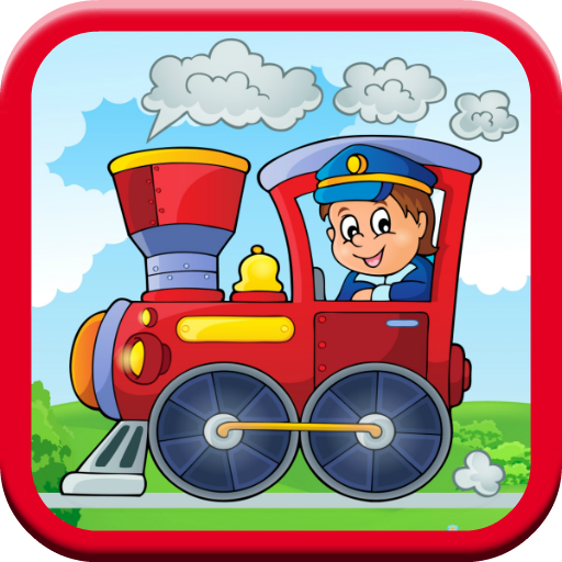 Train Game For Kids - FREE