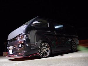 ハイエースバン  SUPER GL 4WD DIESELのカスタム事例画像 トリックスターさんの2020年10月17日21:00の投稿