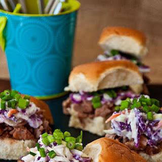 Game Day Crock Pot Pulled Pork