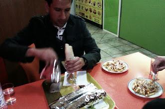 Photo: A litle fast food