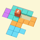Blocks Stack Puzzle