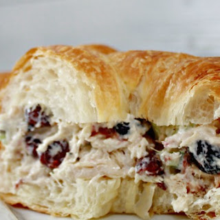 Chicken Salad With Dried Cranberries And Pecans Recipes.